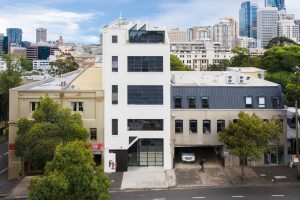 Surry Hills Residential Cumberland Building